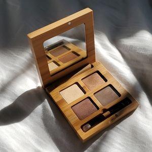 Antonym eyeshadow palette Quattro in Noisette